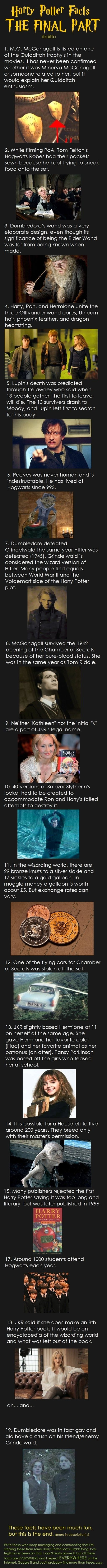 HP Facts 9