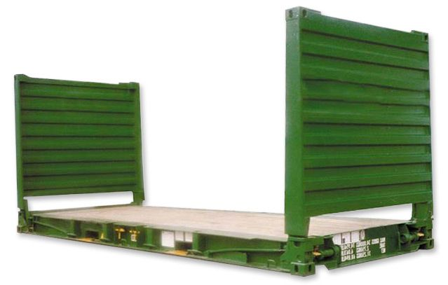 20 Foot Container Dimensions, 20' Ft Containers Sizes