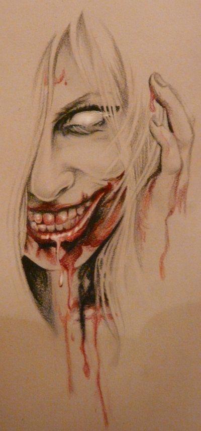 Zombie by sanne-de-haan.deviantart.com on @deviantART