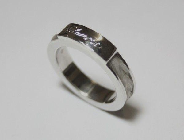 Mart Holtrop Galope - Persoonlijke sieraden van paardenhaar: Sieraden - Ringen