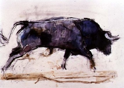 Charging Bull, 1998  Adlington, Mark