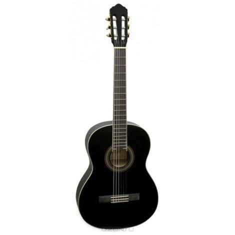 Денис Яковлев хочет : Flight C 90 BK, Black акустическая гитара + научиться мастерски играть.