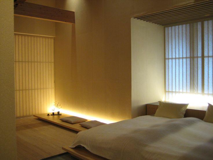 Ginzan Onsen Fujiya hotel by Kengo Kuma.