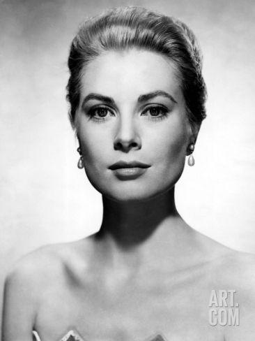 Grace Kelly, 1955 Photo