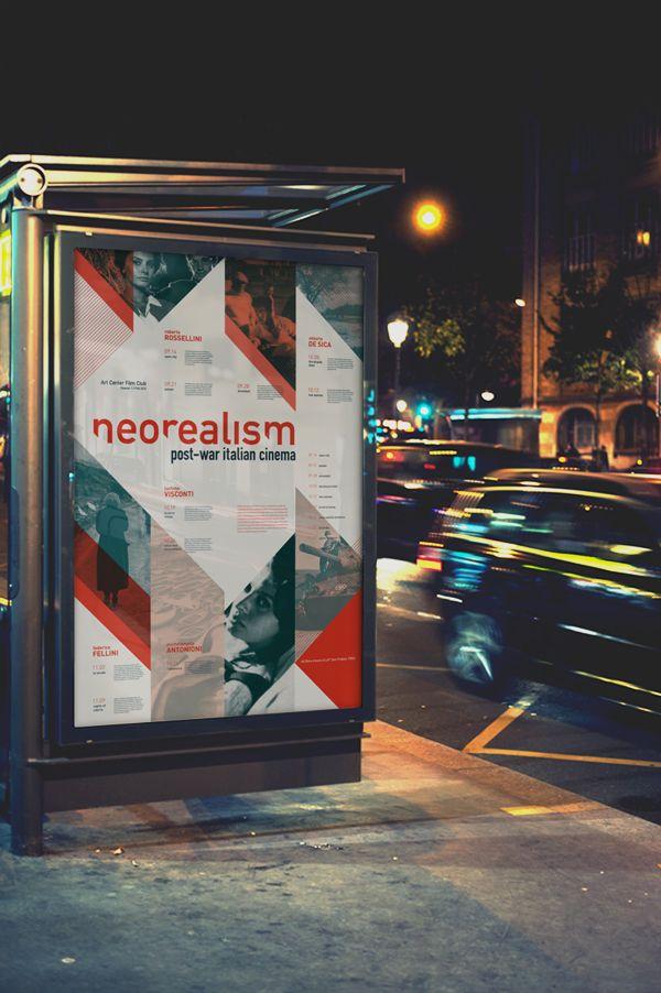 Italian Neorealism Cinema Series on the Art Center Gallery