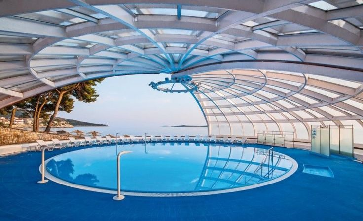 Hotel Zora*** #chorvatsko #primošten