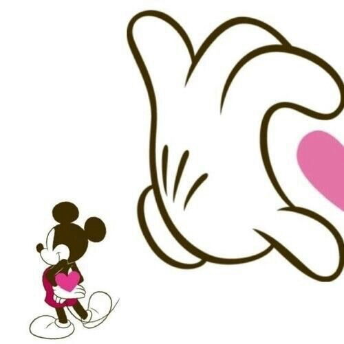 Fond Mickey
