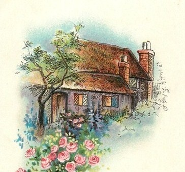 Cottage Draw Pinterest