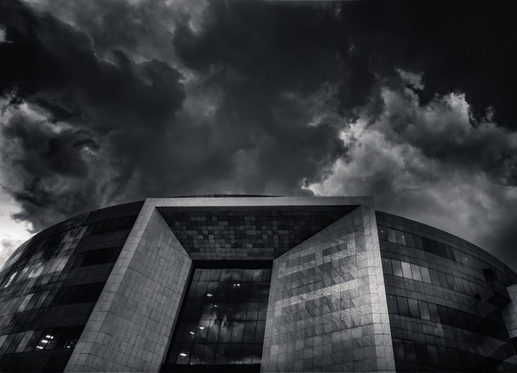Investec Building, Sandton | Fine Art Architectural Photography by Danie Bester