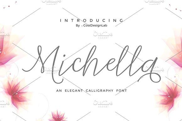 Michella by cooldesignlab on @creativemarket