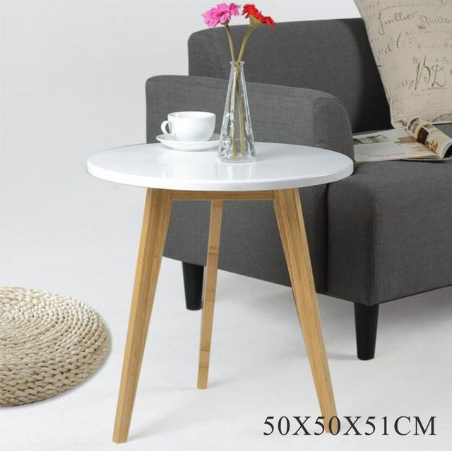 Muebles Ланская Nordic Современная мода Гостиная coffeehome деревянный стол бар caffe диван сторона МДФ Мебель Лофт Стиль ноутбука