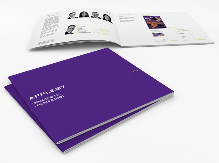 Appleby Brand Guidelines | TPA Creative