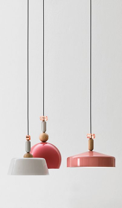"""Bon Ton"" by Torremato. Design: Christina Celestino. #Lighting"