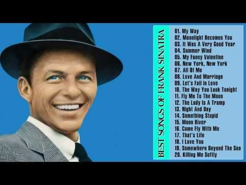 Frank Sinatra's Greatest Hits    Best Songs Of Frank Sinatra    Frank Sinatra Collection - YouTube
