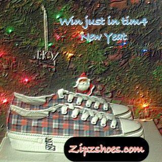 Razzle Dazzle Styles @Zipz Custom @ZipzshoesUK  Merry Christmas xoxo