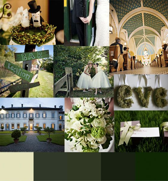 Green wedding decoration ideas gallery wedding decoration ideas wedding decoration ideas brown and green images wedding dress junglespirit Choice Image