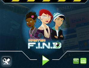 Master F.I.N.D., un Serious Game sur l'éducation à la protection de la vie privée