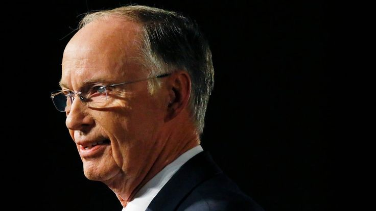Alabama Gov. Robert Bentley resigned Monday amid allegations he used state money to help cover up an affair with a top aide.