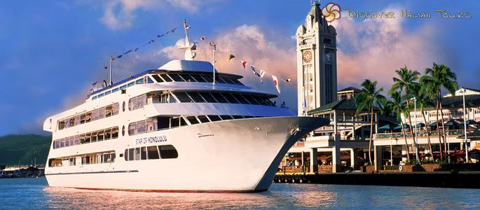 Star of Honolulu 3 Star Dinner Cruise Tour — from $114 (Adult) and $91 (Child)