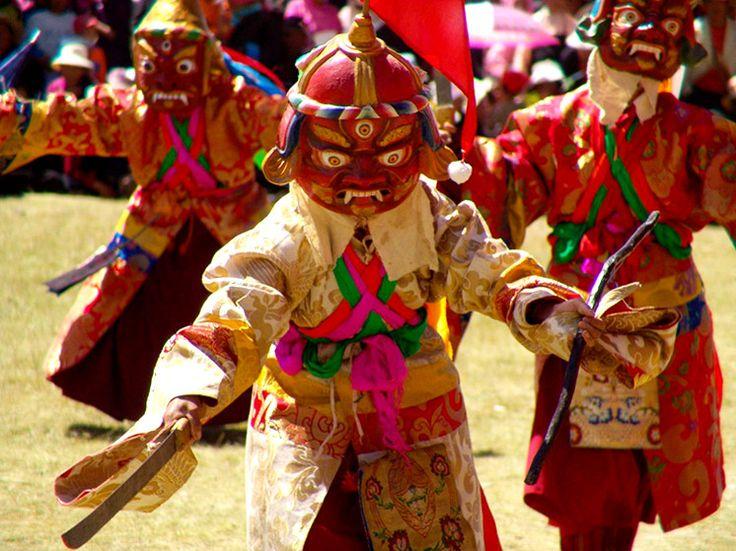 Top 14 Tibetan Religious Stories http://absolutechinatours.com.au/tibetan-religious-stories_tp.html