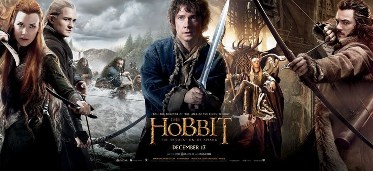 The Hobbit: The Desolation of Smaug – Remove the final half hour and you've really got something there