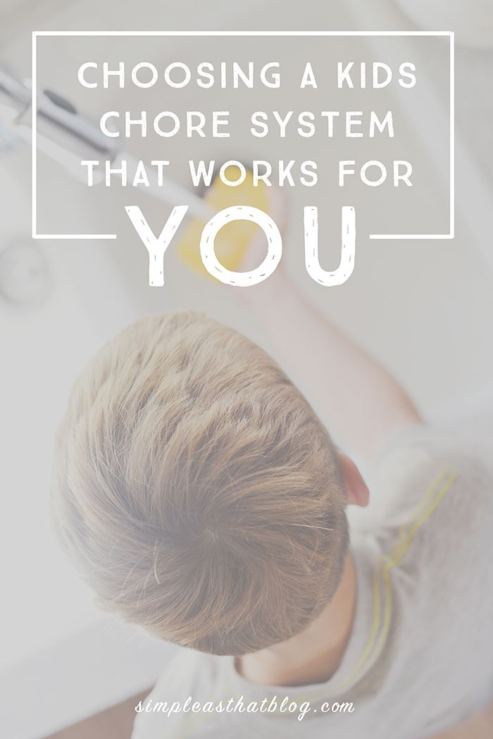 If you've tried and failed at more than one kids chore system, it's time to factor in your unique personality. Plus, 3 simple systems to consider. #ad #WRINGinSpring