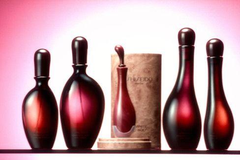 The original Shiseido Feminite du Bois.