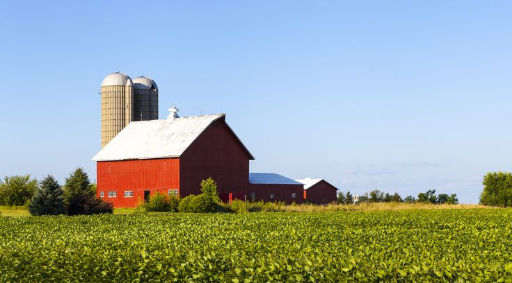 Why Are Barns Painted Red, then and now? - Farmers' Almanac