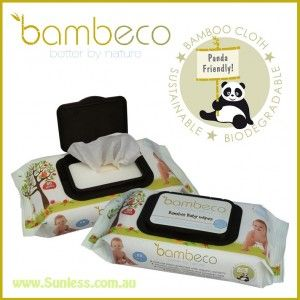 Bambeco Bamboo Baby Wipes offer parents a natural option that won't cost them the earth.