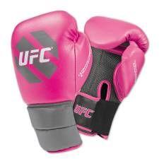 Te presentamos el complemento ideal para tus duros entrenamientos. Los guantes oficiales MMA UFC para #mujer. Porque las mujeres de hoy, son cada vez más duras.