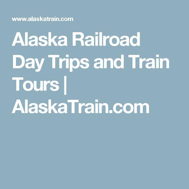 Alaska Railroad Day Trips and Train Tours | AlaskaTrain.com