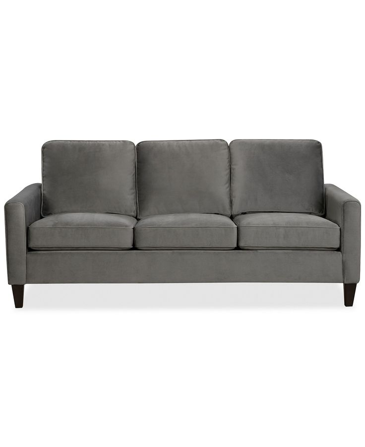 Leather Sectional Sofa Marla Fabric Sofa Macy us