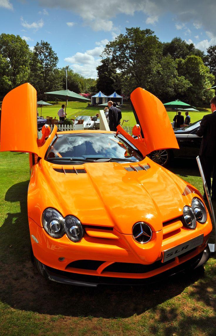 Mercedes slr 722s