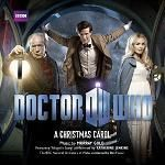 Murray Gold - Doctor Who: A Christmas Carol - soundtrack CD cover