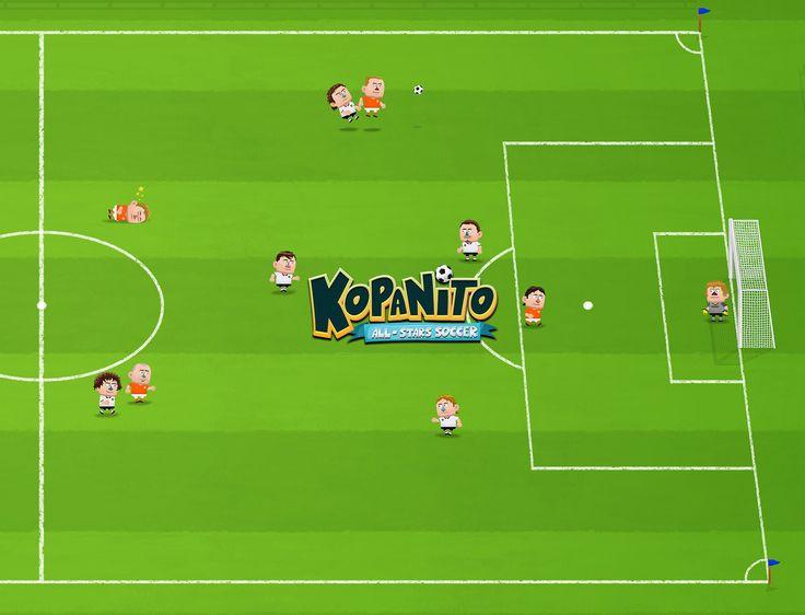 Gameplay!  http://kopanitosoccer.com/