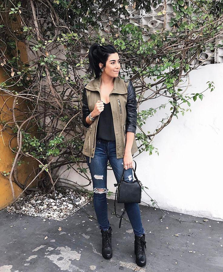 """10.3 mil curtidas, 117 comentários - Jessica (G) Flores (@jessicaflores) no Instagram: """"Pra quem pediu pra eu postar o look completo que usei essa semana  #looksdag"""""""