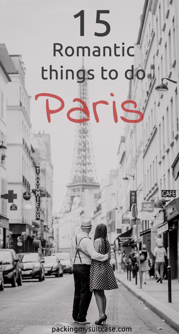 Romantic things to do in Paris                                                                                                                                                      More