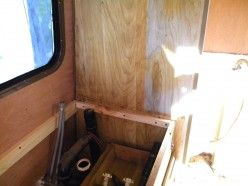 Removing and Replacing Damaged RV Walls and Ceilings