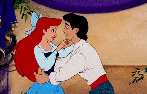 #29 favorite overall moment: when prince eric and ariel finally get to be together. Although when aurora and prince phillip are together is pretty awesome too!