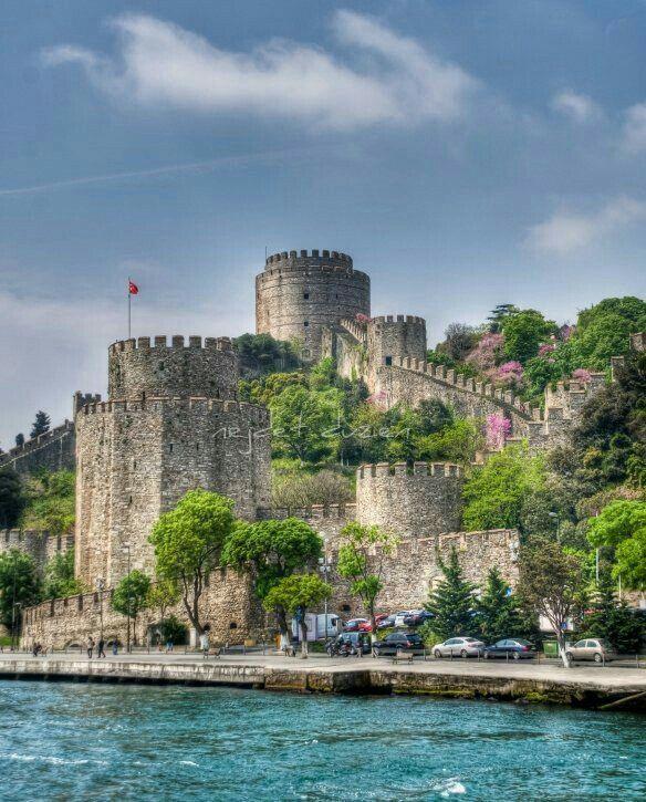 Rumeli Hisarı. İstanbul/Turkey
