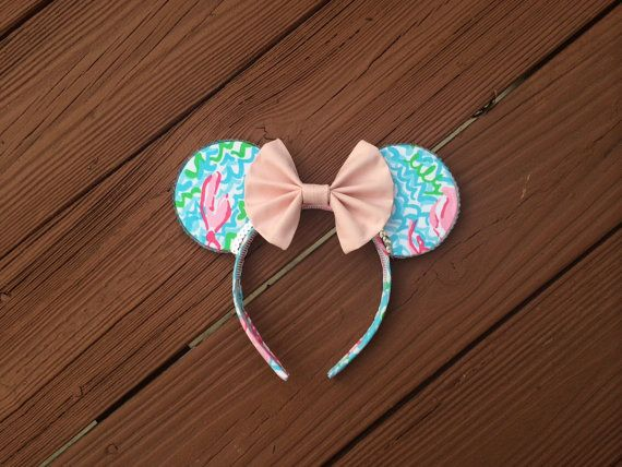 65 lilly prints available lilly pulitzer ears headband. Black Bedroom Furniture Sets. Home Design Ideas