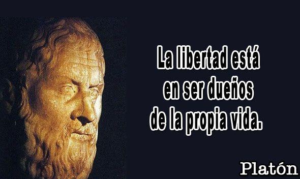 Frases Celebres De La Vida: De Las Mejores Frases De Platón...