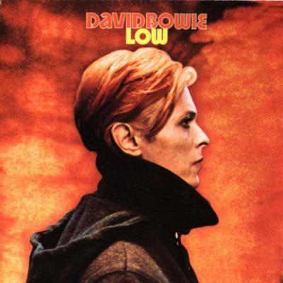 1977 [Low - David Bowie Album Cover Art]