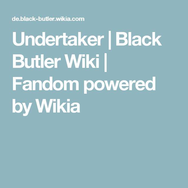 Undertaker   Black Butler Wiki   Fandom powered by Wikia