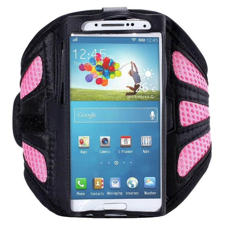 Waterproof Sports Arm Band Case For Samsung Galaxy S3 S4 S5 S6 Edge S7 Arm Phone Bag Running