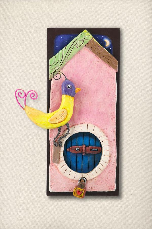 Ronald McDonald House, Doors of Hope, Donor Wall art # 6 of 80 pieces.