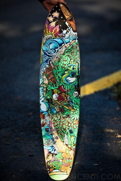 1000 ideas about cool skateboards on pinterest - Skateboard dessin ...