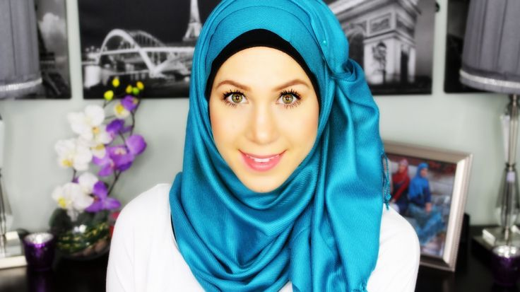 #Hijab #Pashmina Beautiful elegant Hijab Tutorial by Nora Tehaili we love this new beautiful style,our pashminas come in so many gorgeous colors let your style shine today! Pashminas only $13 visit www.JannahGifts.com to get yours today! Buy 3 Get 1 Free