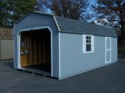 """Heat things up in the privacy of you own back yard with our """"50 Sheds of Grey"""""""
