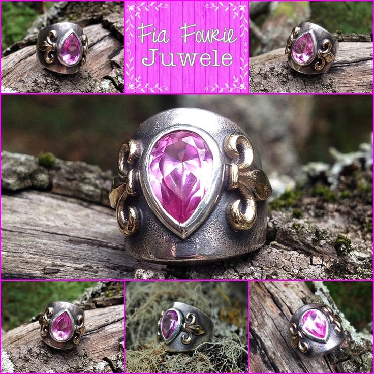 Isn't this just too pretty for words? Pink Jewellery